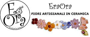 Fiori artigianali in ceramica